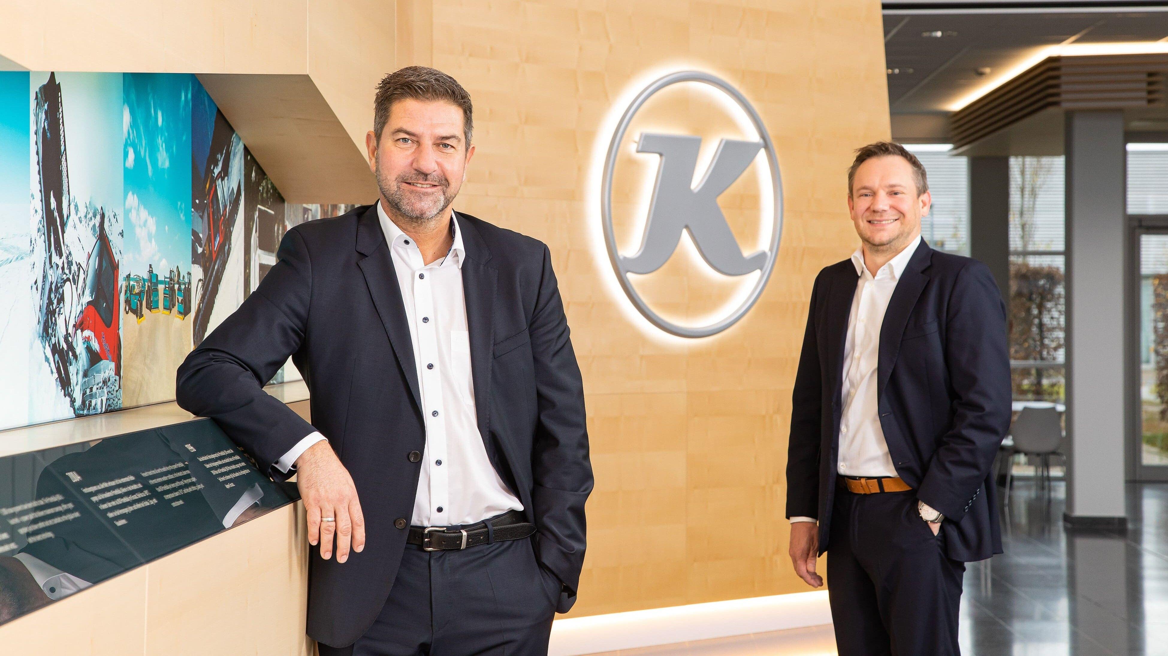 Jens Rottmair und Steffen Kaiser