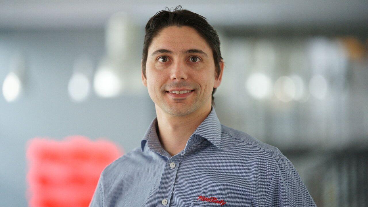 George Sarimpalidis ist seit 2019 Leiter Technik Training bei der PRO ACADEMY.