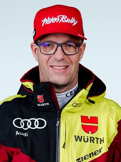 Kässbohrer PistenBully Sponsoring: DSV Trainer Ski Cross