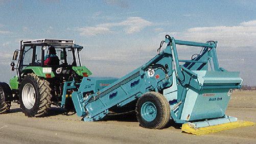 Markteinführung des BeachTech 2000