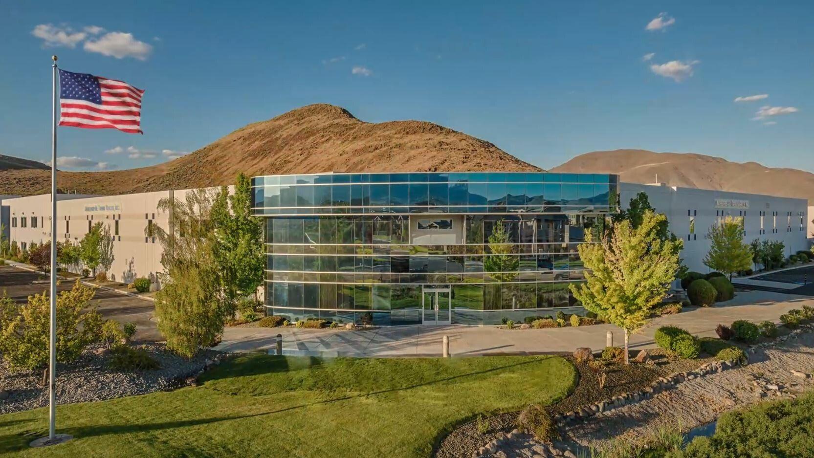 Der Standort der Kässbohrer All Terrain Vehicles Inc. in Reno