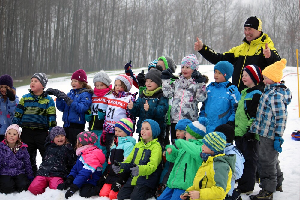 Kässbohrer Mini Ski Aktionstage