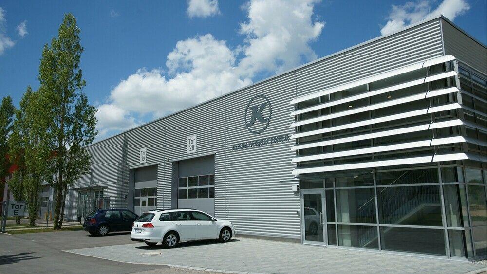 Das Ausbildungscenter der Kässbohrer Geländefahrzeug AG