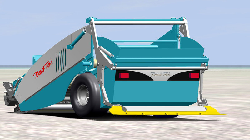 Der neu eingeführte BeachTech 2800