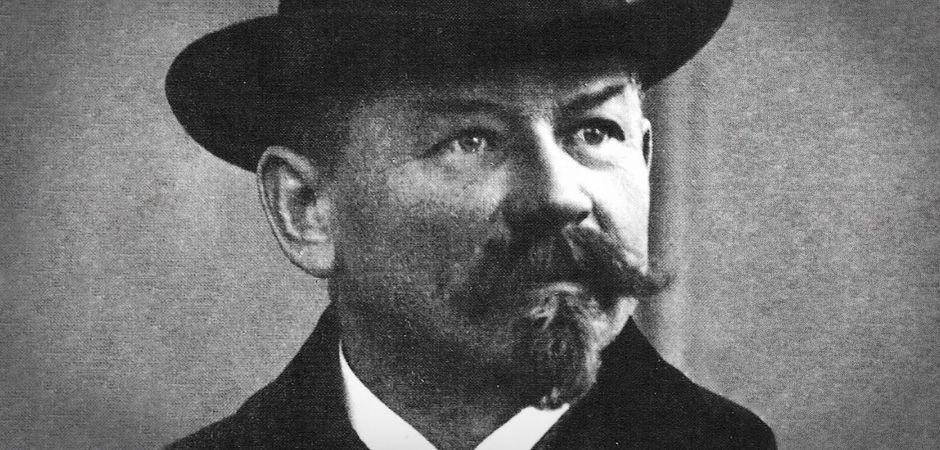Ein Portrait von Karl Heinrich Kässbohrer