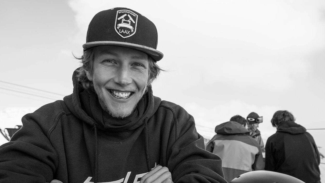 Lukas Reinhard, Leiter Präparation Snowpark, Weisse Arena Gruppe Laax, CH